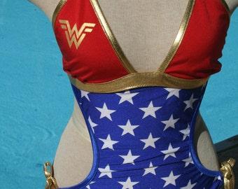 Wonder women's monokini