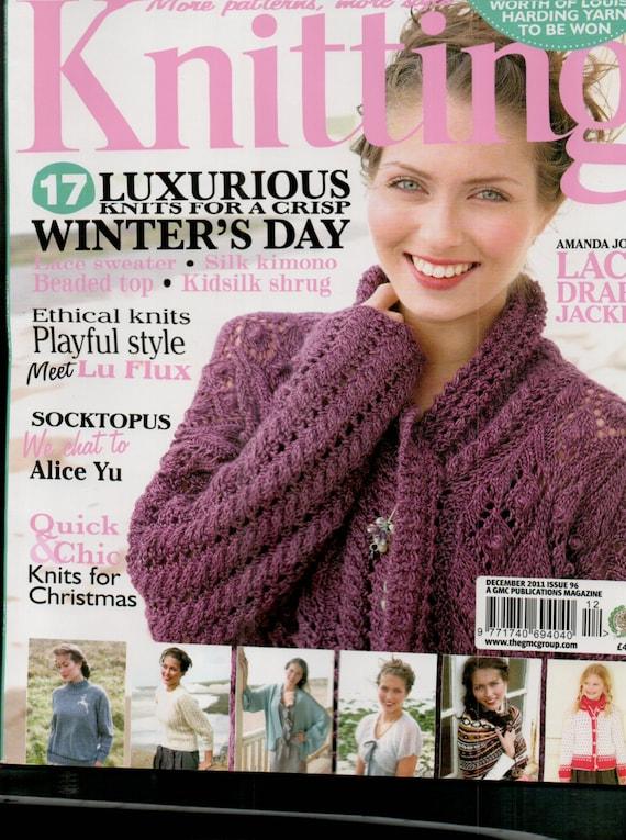 Knitting Magazine Issue 96 December 2011
