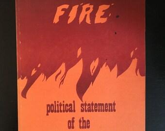 Prairie Fire: Political Statement of the Weather Underground