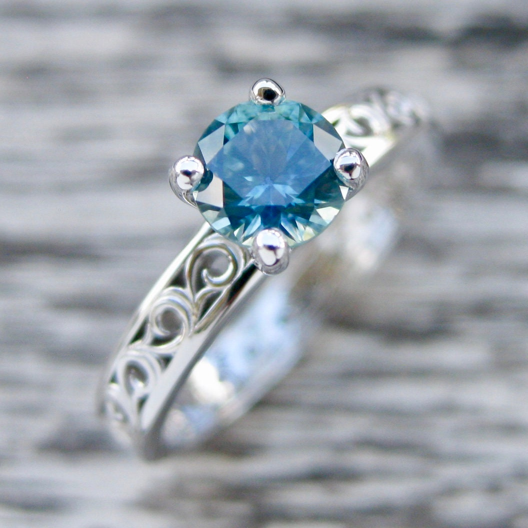tourmaline birthstone october green blue rings ring solitaire pin engagement