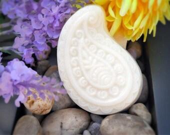 Goats Milk Soap - Unscented Handmade Natural (100g)