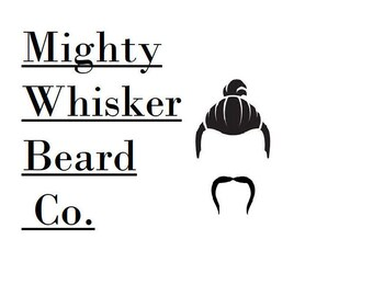 Mighty Whisker Beard Balm 2oz