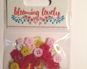 Blooming Lovely Buttons