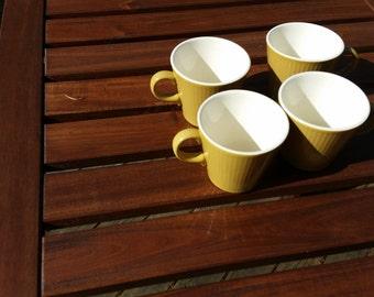 Sheffield Serenade Mugs - Set of 4