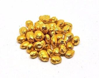 10 Grams .999 Fine 24k Gold Casting Grain Shot - GRIMM METALS