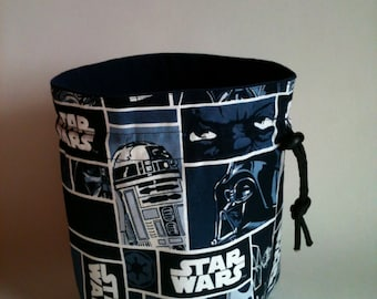 Star Wars Stand-up Dice Bag, Square Bottom