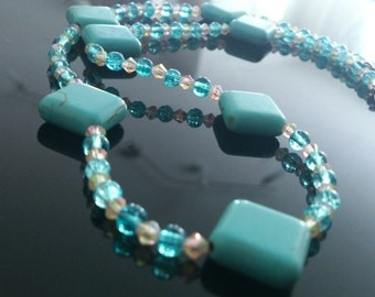 Turquoise Princess necklace