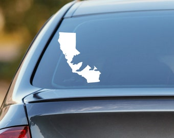 California Decal, California Bear Decal, California Roots Decal, California Car Decal, California Bear, Laptop Sticker, Laptop Decal, CA