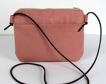 Shoulder Bag --> rose