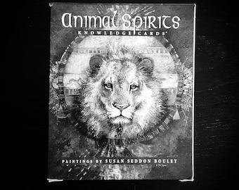 1 Card ANIMAL SPIRIT Intuitive Card Reading