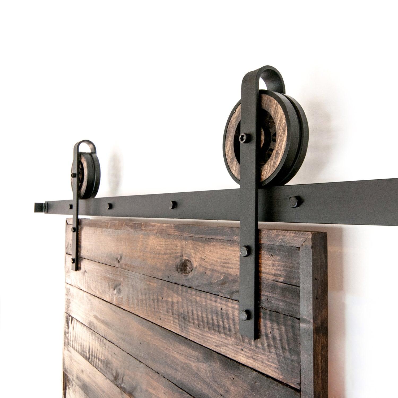 Rustic Sliding Barn Door Hardware womenofpowerfo