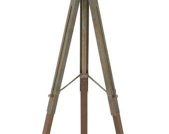 Galileo Vintage Wood Telescope
