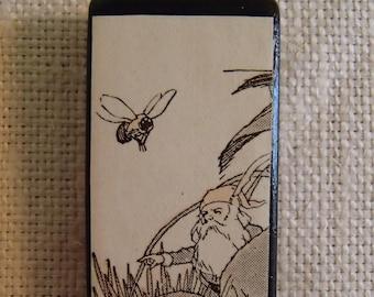 Bumblebee & Dwarf pendant