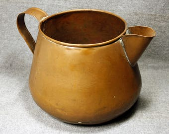 Large Brass Jug, Pitcher made in Holland