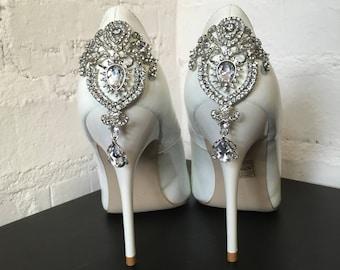 Ilara (bridal wedding shoes)