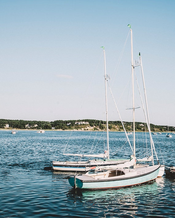 Sailing Print, Photography Print, Nautical Print, Cape Cod Art, Coastal Home Decor, Summer Cottage Art, Fine Art Print, Cindy Taylor Print