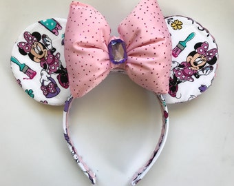 Paint the Town Minnie Ears