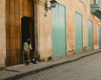 Havana 01 ||| Travel Photography | Cuba Photography |  Cuba Print | Central Havana Cuba | Cuba Wall Art | La Habana