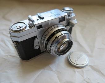 Konica III 35mm Film Camera