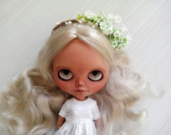 Headpiece for pullip blythe dal tangkou and similar dolls