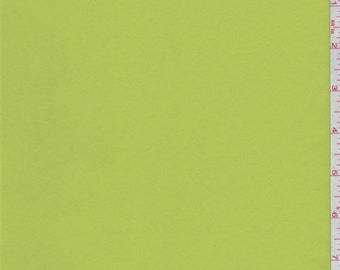 Kiwi Green Activewear Jersey Knit, Fabric By The Yard
