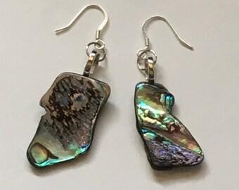 Abalone/Paua Shell Earrings