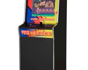 Game Time PC Stand-Up Arcade Cabinet
