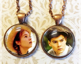 Choose from 6 images! - Anne of Green Gables Pendant