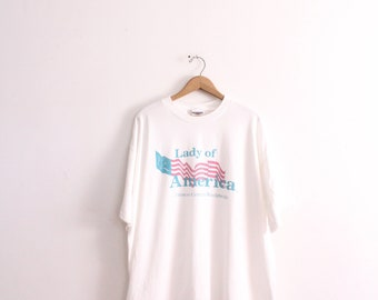 Lady of America T-shirt