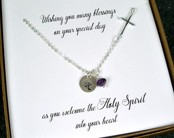 Confirmation Gift, First Communion Gift, Confirmation Gifts for Girls, Gifts ideas for Confirmation, Christian Jewelry, Starring You Jewelry