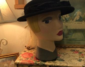 Blonde,blue eyed hat stand~ Mannequin