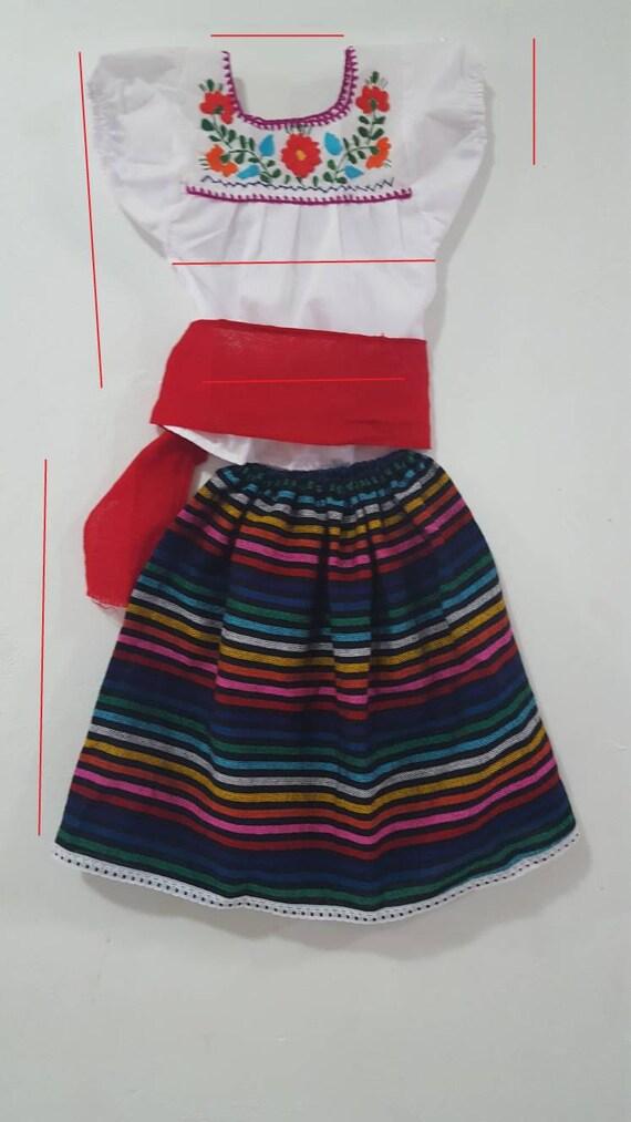 Vestido De Niña Virgen De Guadalupe