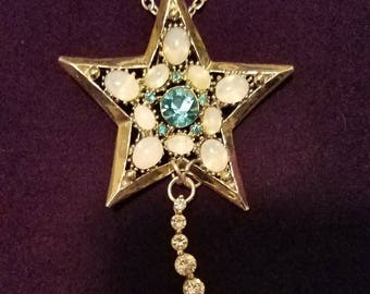 Baby I'm a Shooting Star Pendant Necklace PRN inspired