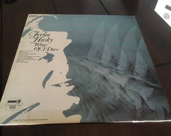 Ferlin Husky Wings of a Dove vinyl record