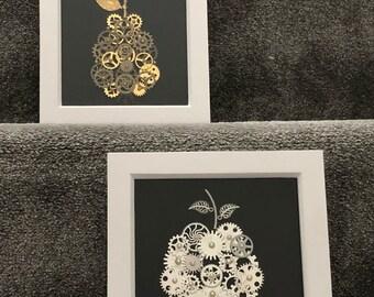 Apple & pear #29