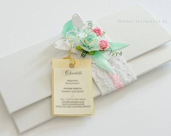 Card, Handmade envelope, Wedding envelope, Birthday envelope, Congratulations envelope, Money envelope, Money gift, New Year Money Gift