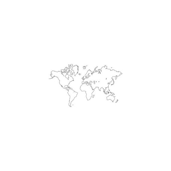 Map of the world temporary tattoo set of 2 map of the world temporary tattoo set of 2 gumiabroncs Image collections