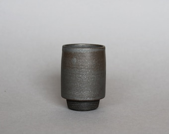 Cup with Oak Base