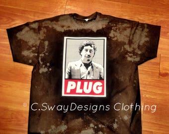 Pablo Escobar Distressed T-shirt