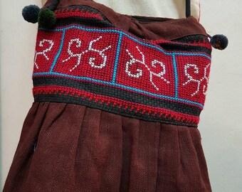 Ethnic bag, boho bag, ethnic bag
