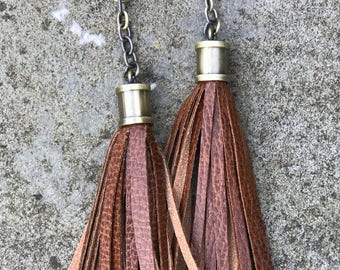 Tassel for handbag, bag tassel, purse tassel, zip pull tasse , Handbag decoration, Eco Leather Tassel, Tassel Cap