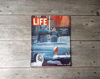 Life Magazine November 20,1964 Vintage Ads and much much more