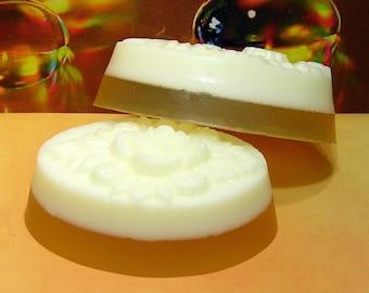 Sea Breeze - Goat Milk & Honey Glycerin Soap - 4 ounces
