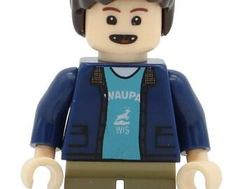 Dustin Henderson : Stranger Things (Custom LEGO)