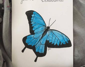 Butterfly - You're beautiful