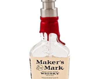 Makers Mark Soap, Sanitizer or Lotion Dispenser