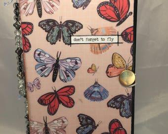 Junk Journals, Smash Book, Memory Book, ScrapBook, Journal Diary, Travel Journal, Handmade Journal, Vintage Journal, Unique Journal, Journal