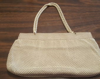 Vintage Whiting and Davis bag