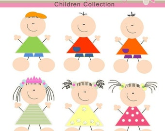 Children Digital Images Collection