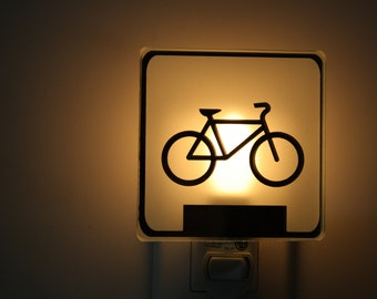 Bicycle Nightlight / Veilleuse Bicyclette